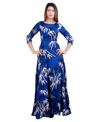d85d161c40 Long Dresses - Buy Designer Long Dresses for Girls Online In India