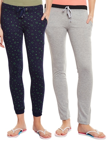 Buy Rust Cotton Pajama by Ixia - Online shopping for Pajamas