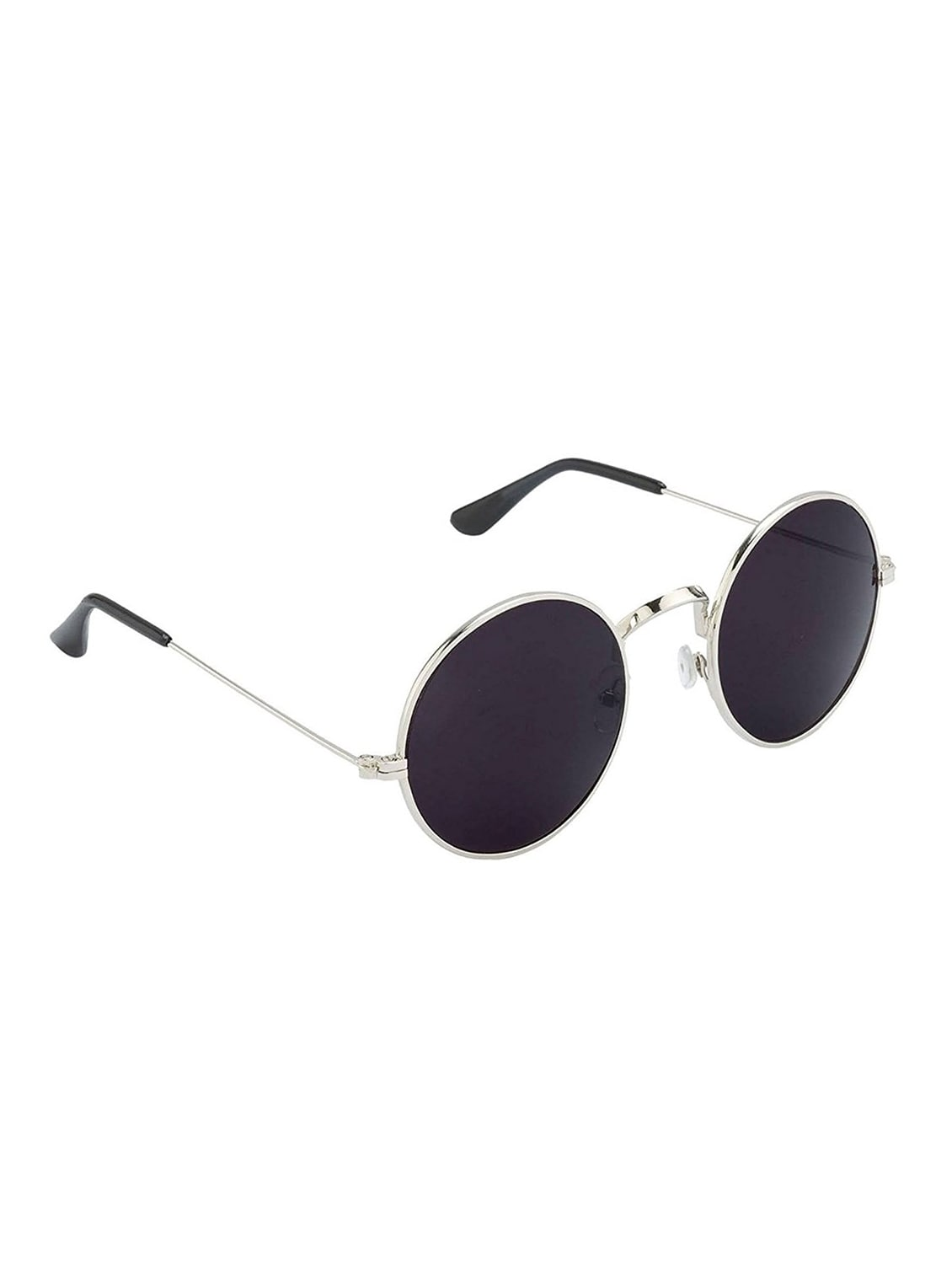 57fe81477ec Buy Eagle Bkack Bar Sliver Round Gandhi Combo by Eagle - Online shopping  for Men Sunglasses in India