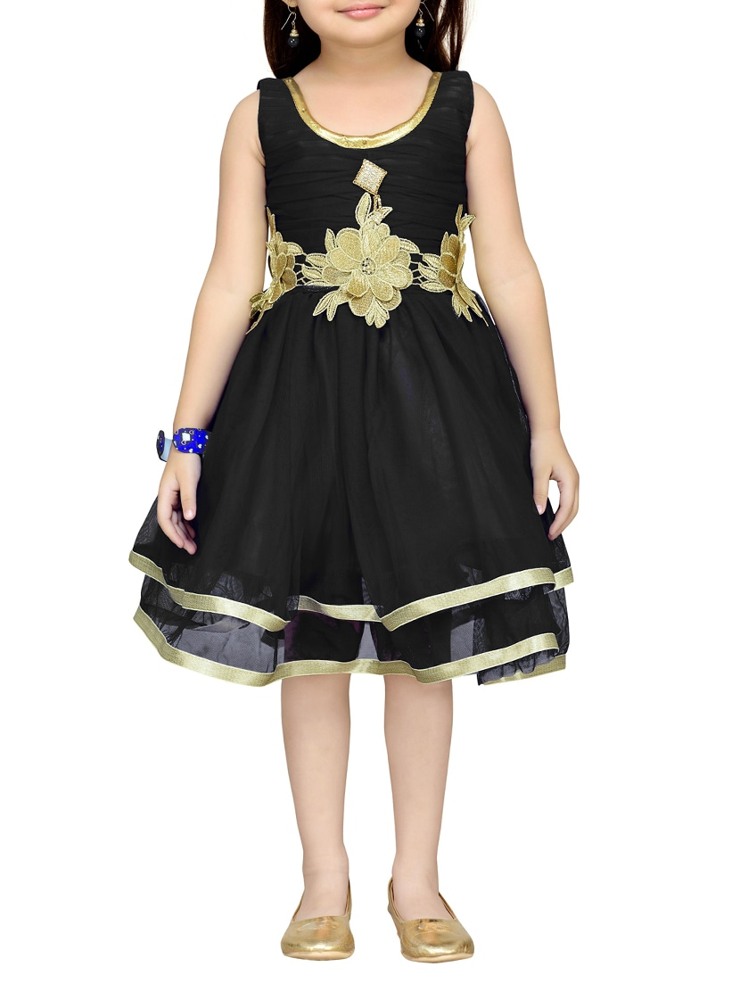001adfa9c Buy Black Net Frock for Women from Aarika for ₹496 at 72% off | 2019  Limeroad.com