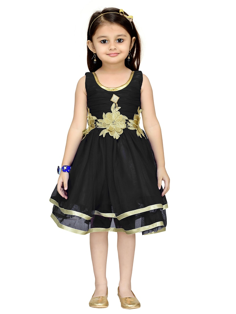 1e977d378 Buy Black Net Frock for Women from Aarika for ₹496 at 72% off ...