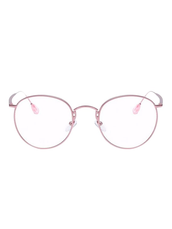 108574633728 Buy Metal Frame Round Men-women Vintage Spectacles Glasses for Women from  Razmaz for ₹1064 at 52% off