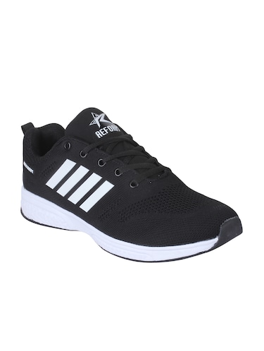 68295a46f Sports Shoes for Men - Buy White   Black Running Shoes at Limeroad