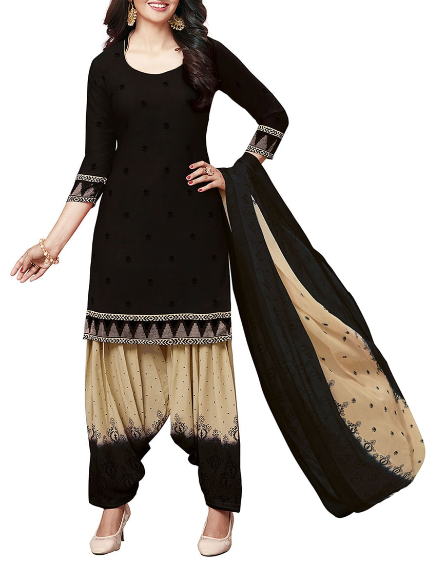 49a3eb59753 Buy Printed Unstitched Salwar Suit for Women from Ishin for ₹538 at 51% off
