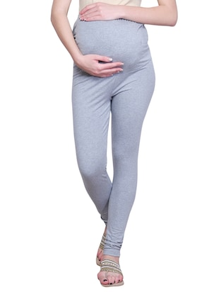 set of 2 multicolored maternity legging - 15139365 - Standard Image - 4