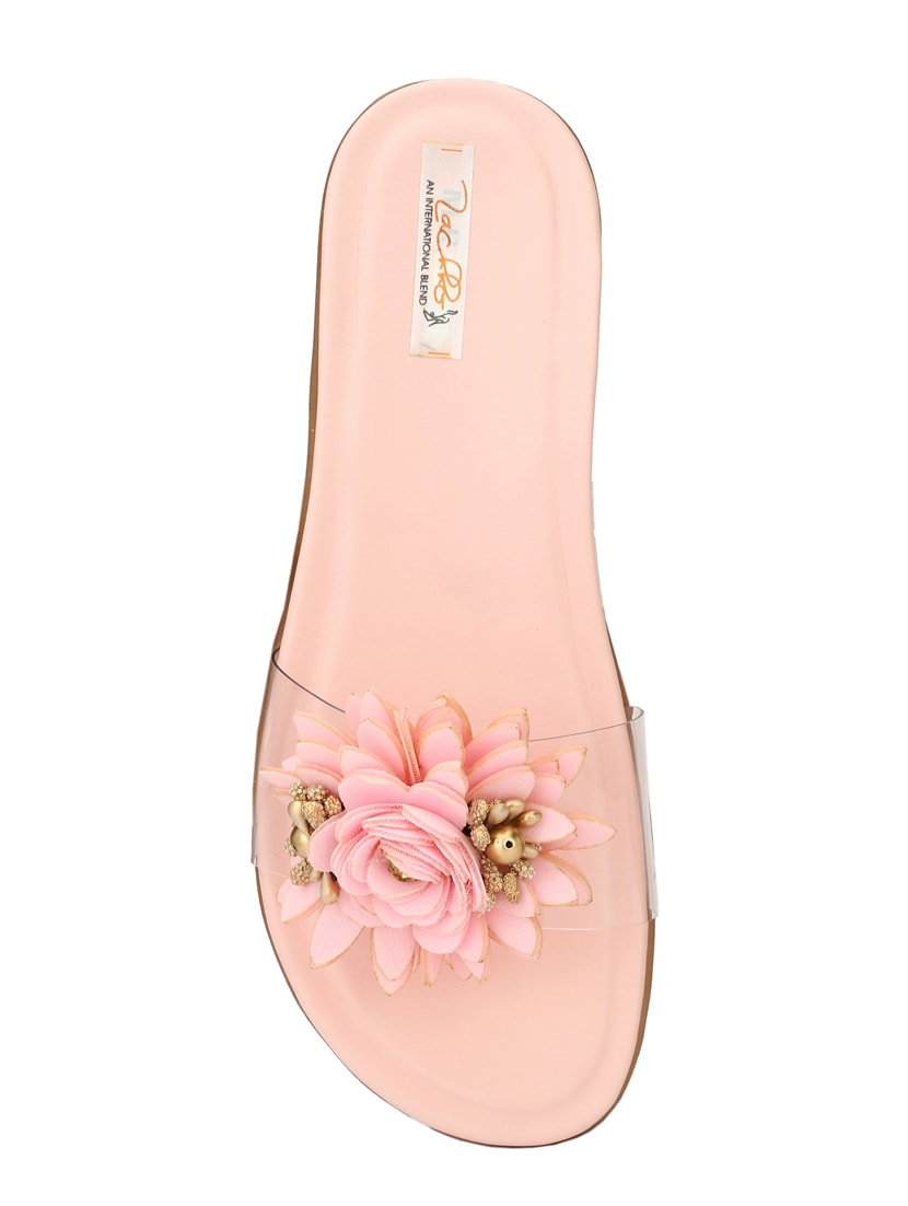 80e944c74d0c Buy Pink Plastic Slippers for Women from Zachho for ₹786 at 51% off ...