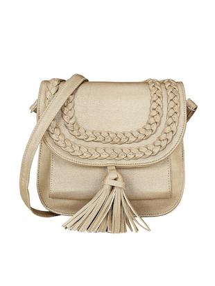 237710450d Baggit Women Casual Orange PU Sling Bag