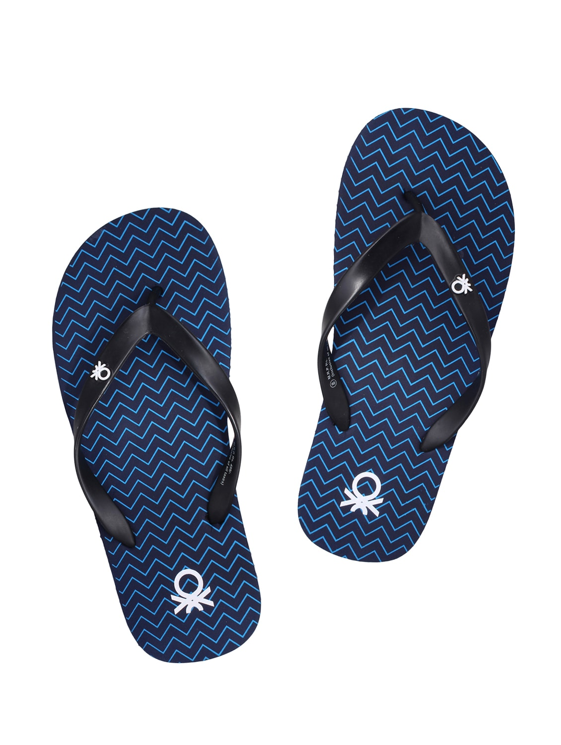 17d8e6ca6 Buy Navy Rubber Toe Separator Slippers for Men from Ucb for ₹499 at 0% off