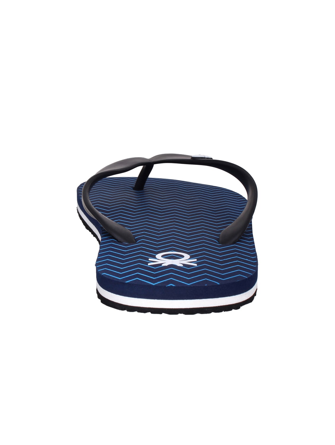88f89779a Buy Navy Rubber Toe Separator Slippers for Men from Ucb for ₹499 at ...