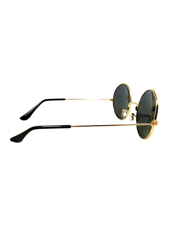 4399e46d2b Buy Aventus Stylish Sunglasses Combo-black Round Sunglasses   Black Metal  Round Sunglasses For Men Women by Aventus - Online shopping for Sunglasses  in ...