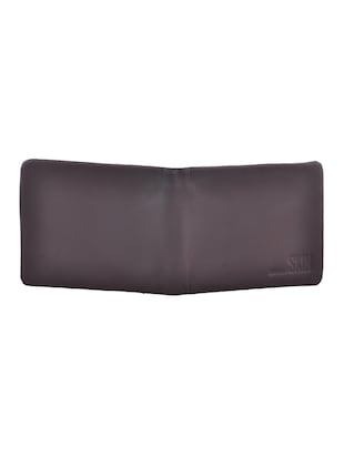 brown leatherette wallet - 15190966 - Standard Image - 4