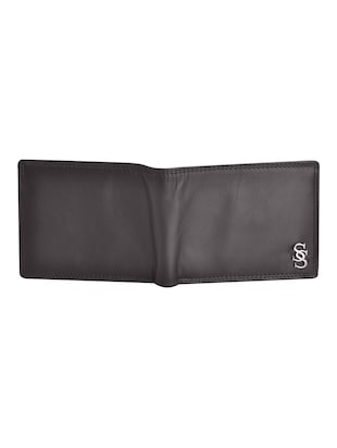 brown leatherette wallet - 15191010 - Standard Image - 4