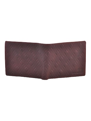 brown leatherette wallet - 15191060 - Standard Image - 4
