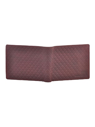 brown leatherette wallet - 15191063 - Standard Image - 4