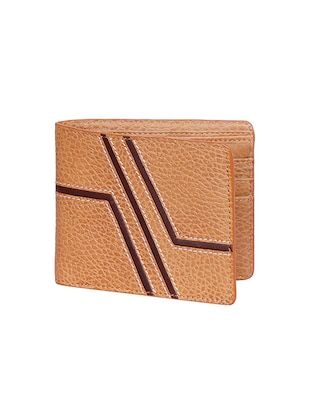 tan leather wallet - 15193522 - Standard Image - 4
