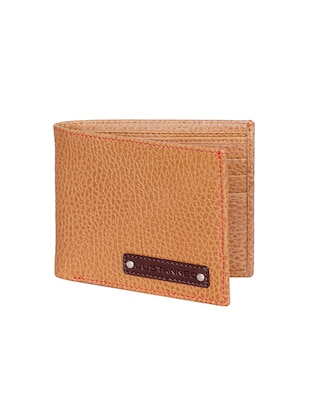 tan leather wallet - 15193530 - Standard Image - 4