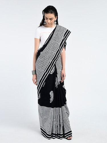 491c5c1f2a Cotton Sarees - Designer Cotton Sarees Online
