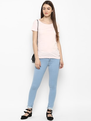 b35dbbe0c95 Buy Light Blue Denim Jeans for Women from Stylestone for ₹958 at 40 ...