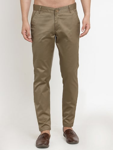 93a48f99a7f Casual Trousers - Upto 65% Off