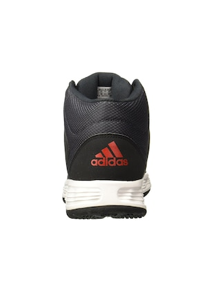 Buy online Black Mesh Sport Shoe from