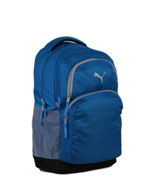 31d97c8ca231 Buy Blue Polyester Laptop Bag by Puma - Online shopping for ...