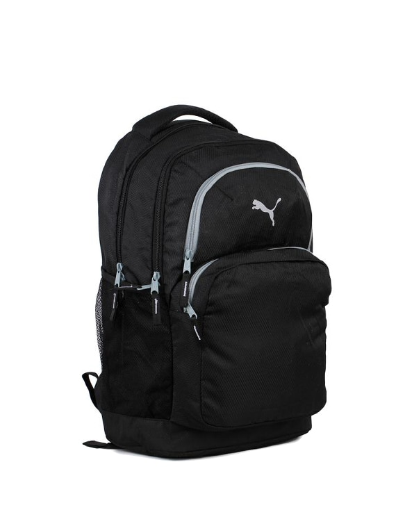 17adf5ac6148 Buy Black Polyester Laptop Bag by Puma - Online shopping for ...