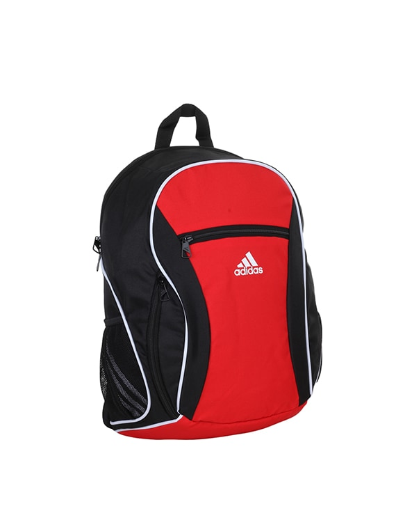 ae87001606b Buy Red Polyester Backpack by Adidas - Online shopping for Backpacks ...