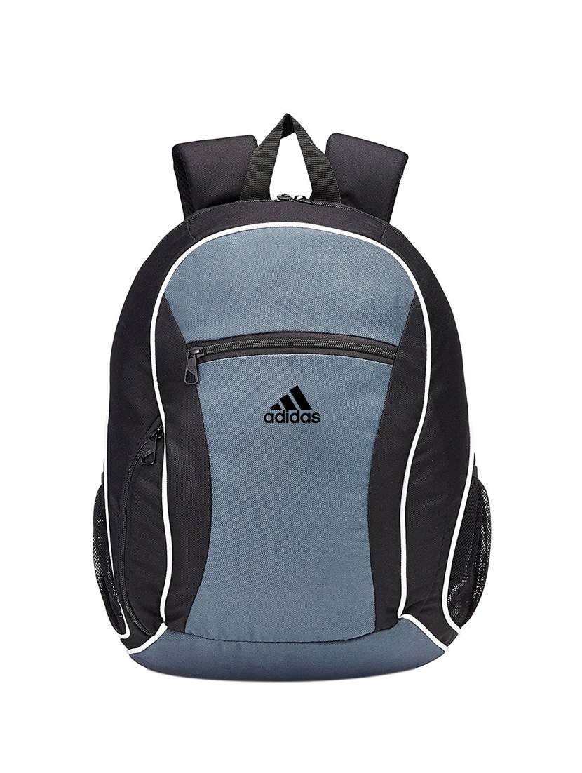 Buy Black Polyester Backpack by Adidas - Online shopping for Backpacks in  India  aa8cd9a2a7250