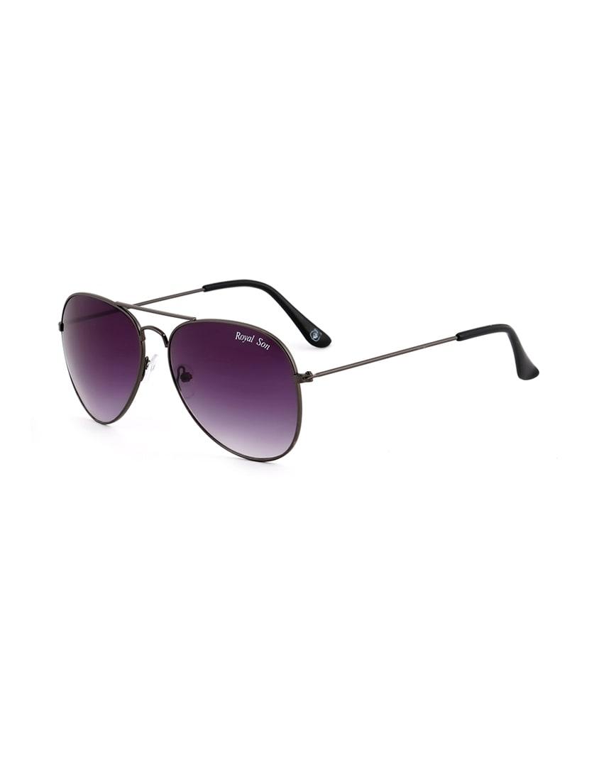 b3f7efb4c4 Buy Royal Son Uv Protected Aviator Sunglasses For Women (rs0013av