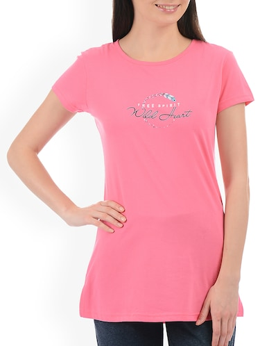 3c310e1735a6 T Shirts for Women - Upto 70% Off