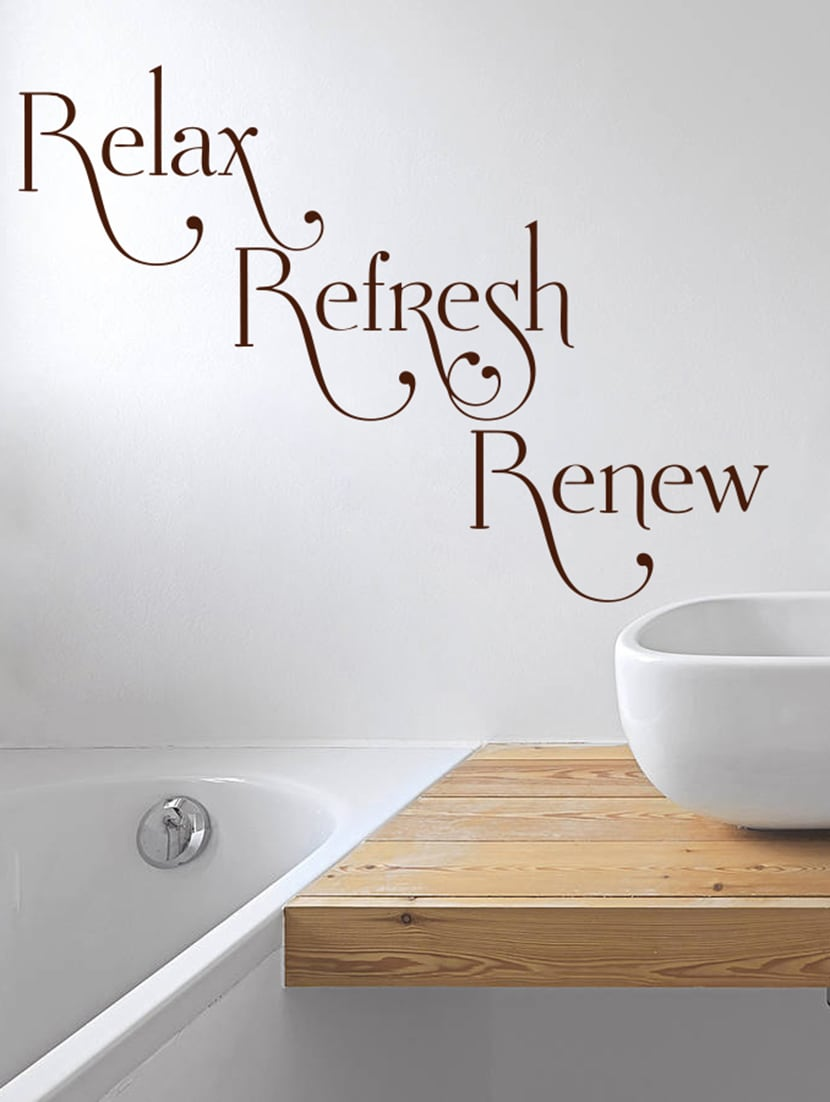 Buy Brush Your Teeth Wall Decal By Decor Kafe Online Shopping For