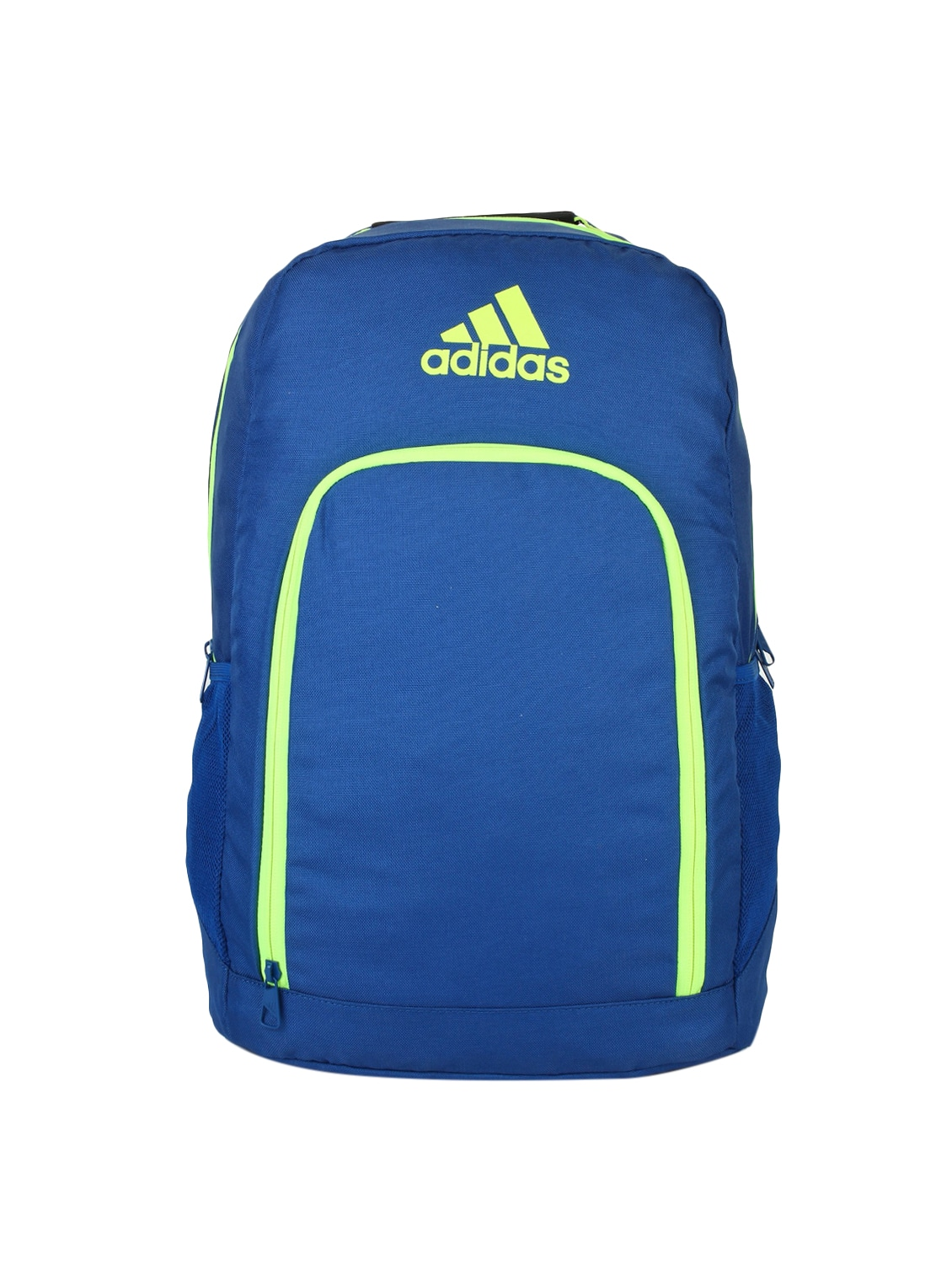 8ead72167e6 Buy Blue Polyester Backpack by Adidas - Online shopping for Backpacks in  India   15258035