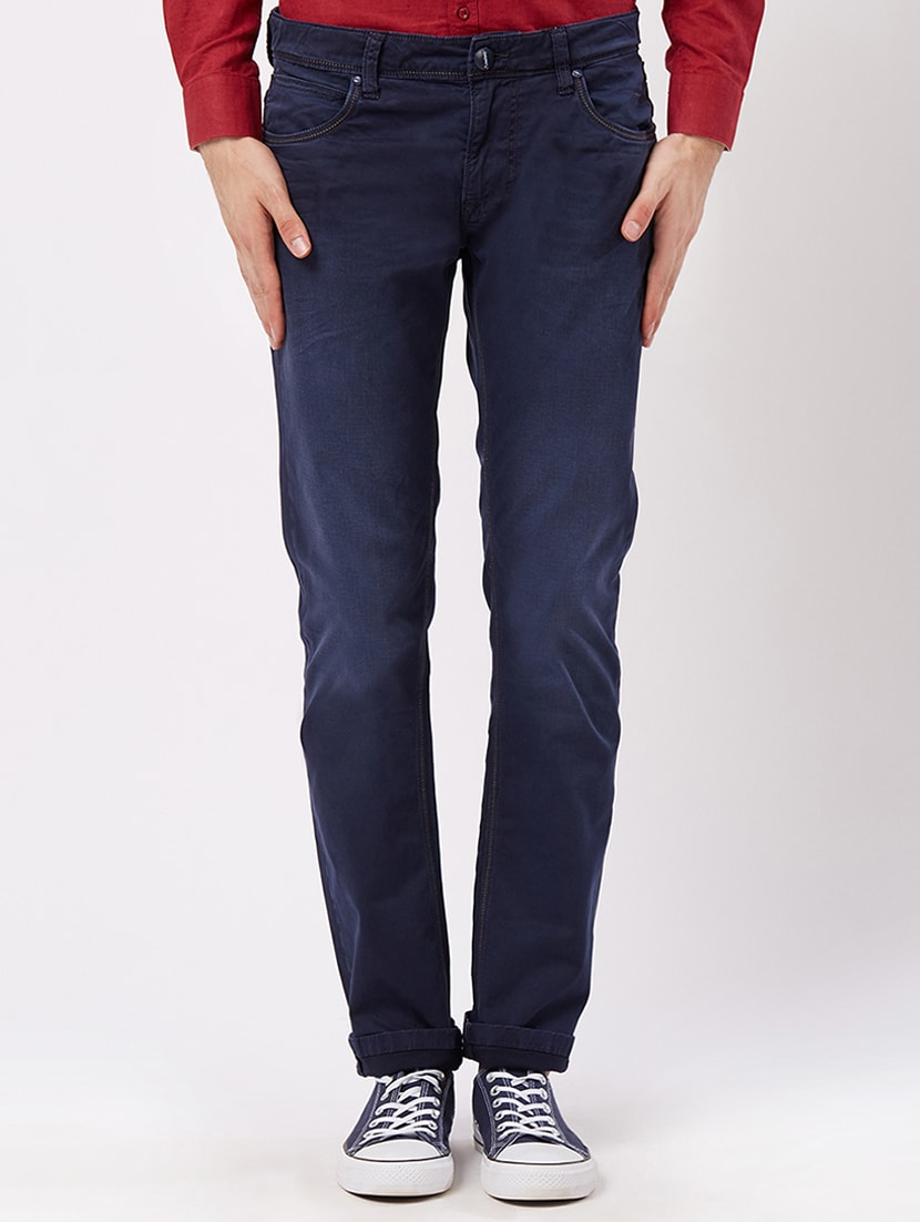 4287e067041d Buy Blue Cotton Washed Jeans by Lawman Pg3 - Online shopping for Jeans in  India