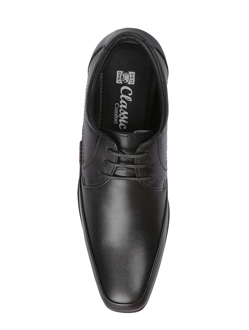 Buy Red Chief Black Formal Derby Shoes By Red Chief Online