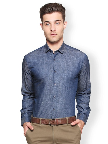 2fca8288146 Formal Shirts For Men - Upto 65% Off