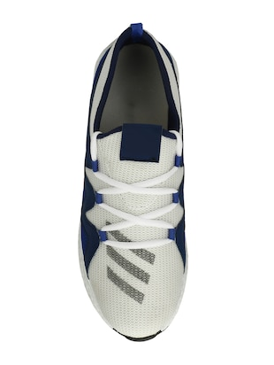 white Mesh sport shoes - 15345440 - Standard Image - 4