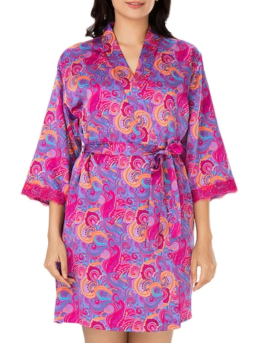 Prettysecrets Sleepwear robe - Buy Sleepwear robe for Women Online ... e00712e8a