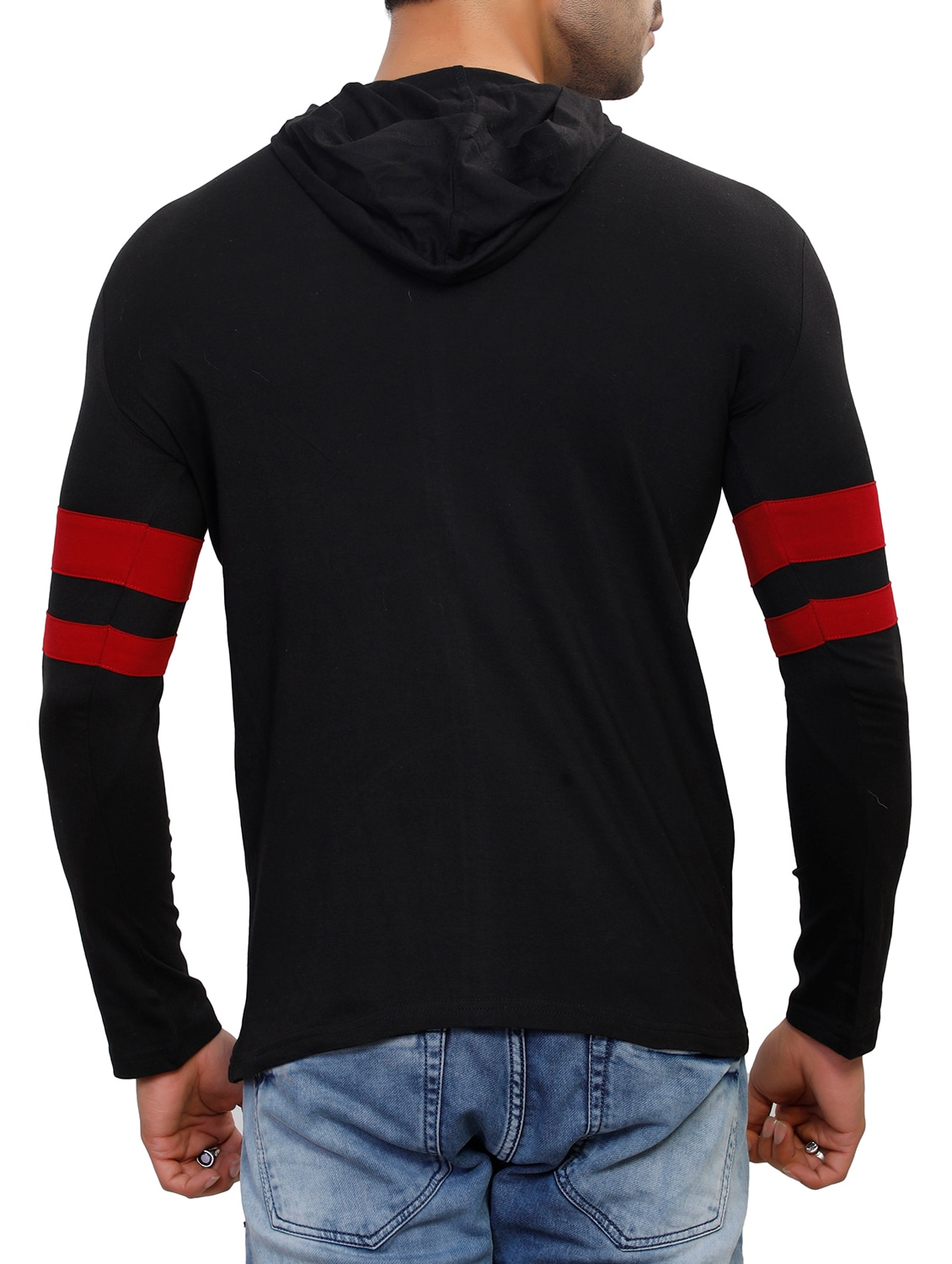 5812d8f2 Hooded T Shirts Online India - DREAMWORKS