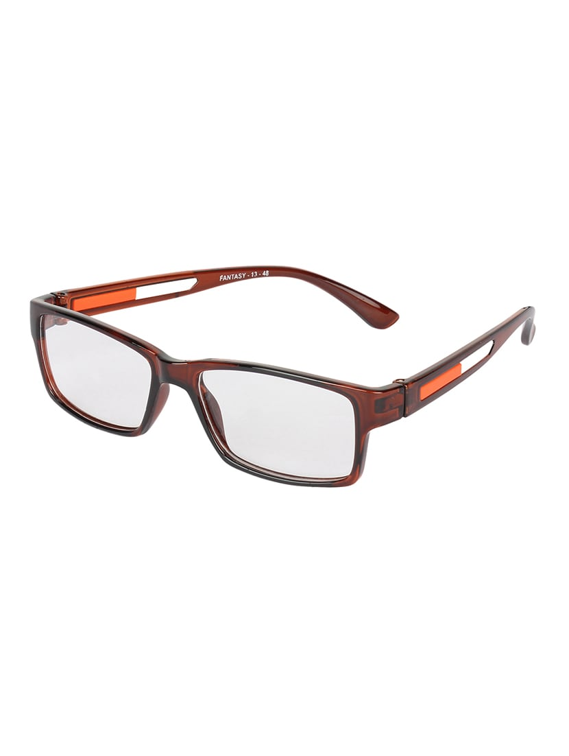 de2120a6d8 Buy Alee Rectangle Frame For Men by Alee - Online shopping for Men  Spectacle Frames in India