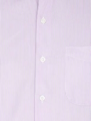 purple cotton blend formal shirt - 15389913 - Standard Image - 4