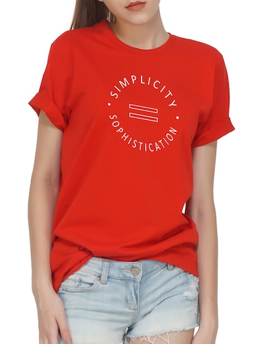graphic print tee - 15393518 - Standard Image - 1