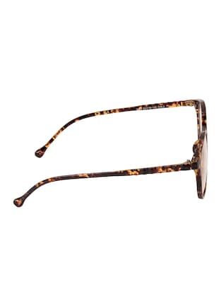 Arzonai Oval Leopard-Transparent UV Protection Eyeglasses [MA-403-S3 ] - 15420538 - Standard Image - 4
