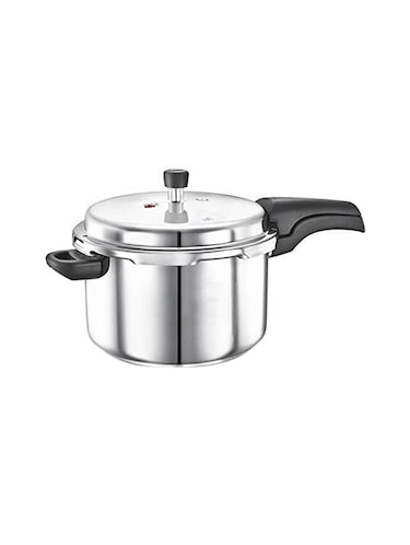 cac29070f Buy Pristine 5 Ltr Stainless Steel Pressure Cooker for Unisex from Pristine  for ₹1976 at 23% off