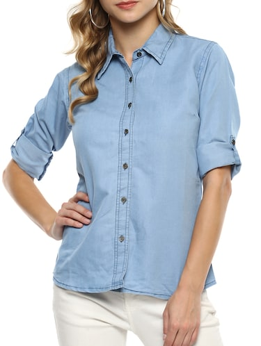 254d096392cf Shirts For Women - Upto 70% Off
