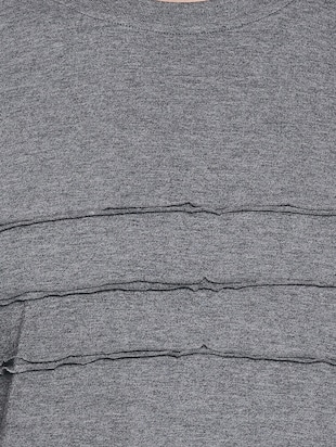 grey cotton t-shirt - 15429683 - Standard Image - 4