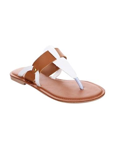 9663b0511 Buy Black Fabric Slippers Flip Flops for Women from Khadims for ...