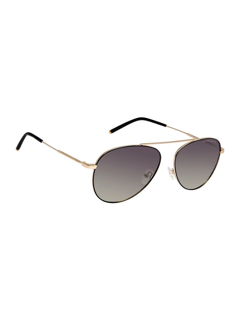d3413e6b3e4 Buy David Blake Green Aviator Gradient Polarized Uv Protection Sunglass by David  Blake - Online shopping for Sunglasses in India
