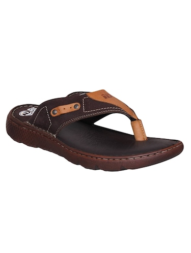 9cea2f36580 Slippers   Flip Flops for Men - Buy Leather Slippers Online in India