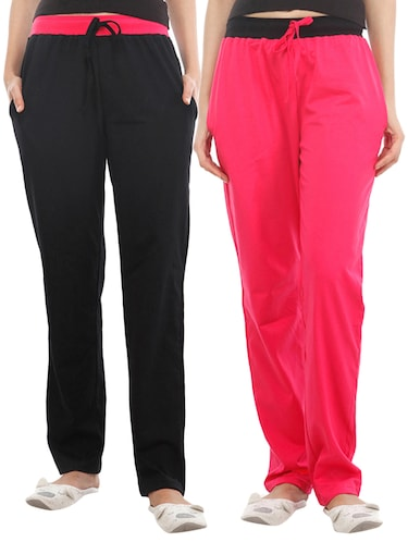 7c391c7485 Buy Women Night Pants Cotton Combo In India @ Limeroad