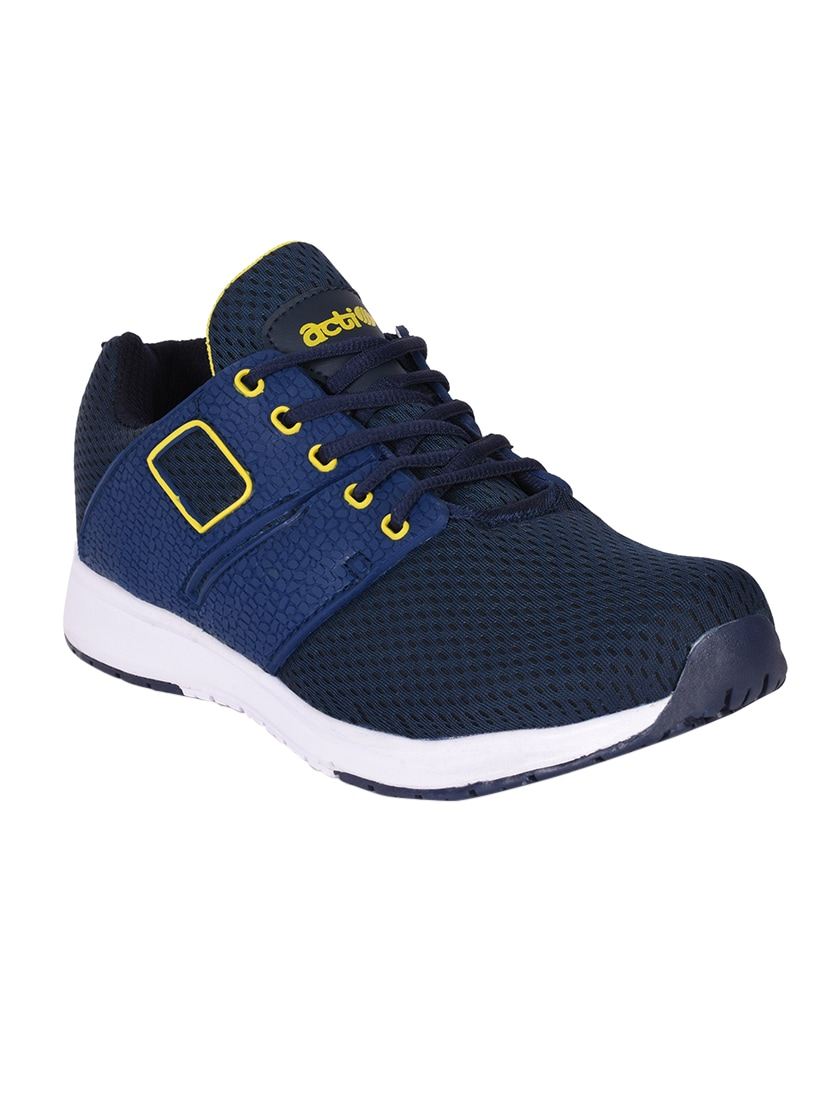 5f63df0c53b83b Buy Navy Mesh Sport Shoes for Men from Action Shoes for ₹809 at 10% off
